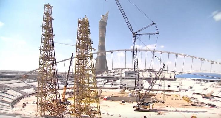 Kalifa stadion Katar