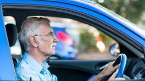 Czy seniorzy za kierownicą powodują więcej wypadków? Oto statystyki