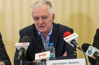 Gowin: W rządzie potrzeba korekty trybu podejmowania decyzji i tempa działań