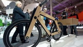 W Portugalii panuje moda na drewniane rowery