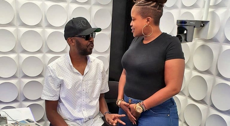 Andrew Kibe responds to allegations of sleeping with Co-host Kamene Goro