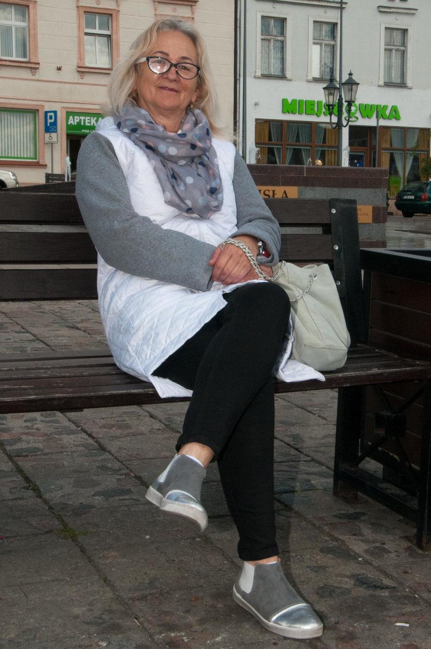 Teresa Manikowska ze Świecia