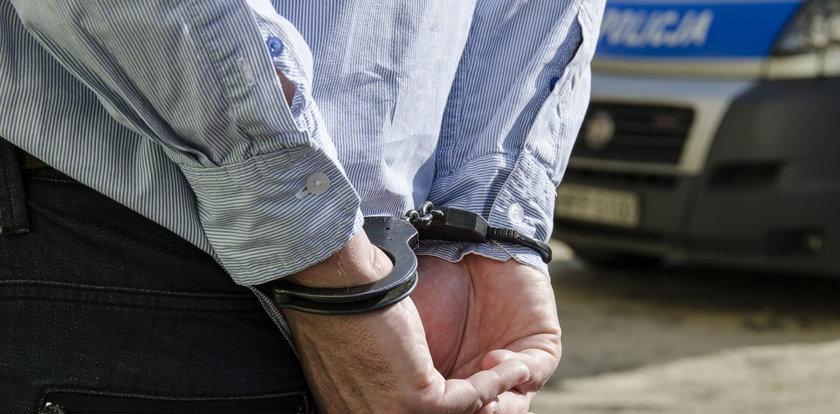 """Policjanci zatrzymali właściciela znanych zakładów mięsnych """"Zbyszko"""""""