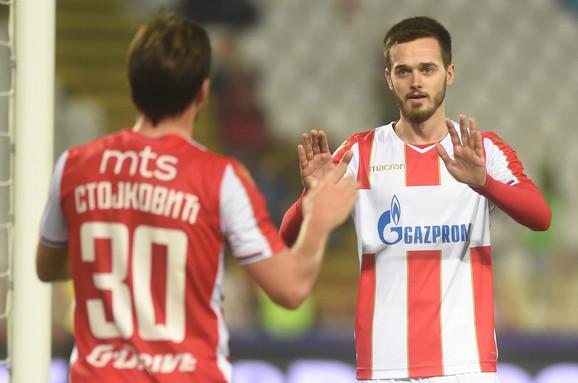 Filip Stojković i Mirko Ivanić