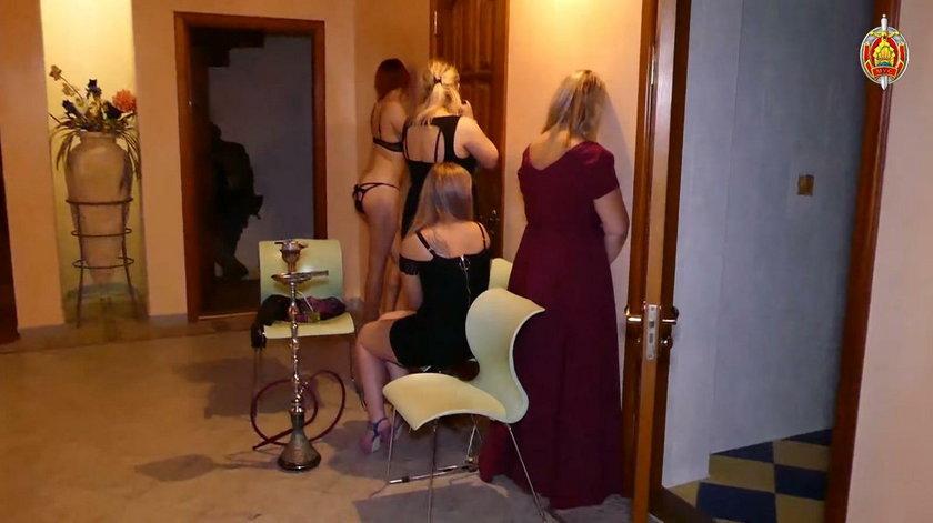 Nalot na seks-imprezę. MSW publikuje nagranie