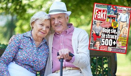 Po interwencji Faktu rząd zmienia zdanie! Seniorzy nie stracą swojego 500+