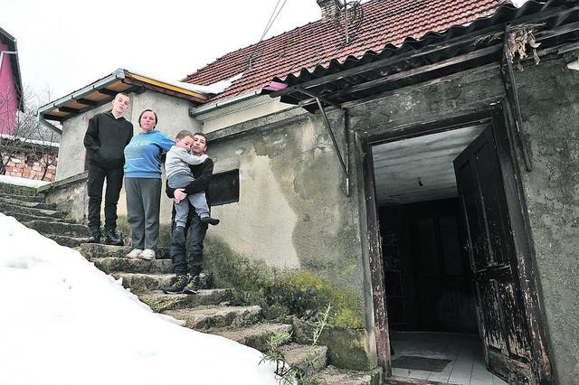 Najveća Dušanova  želja je da osposobi potkrovlje za život
