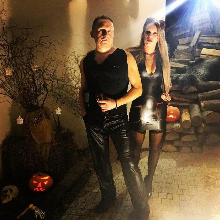 Julia Oleś i Kamil Durczok