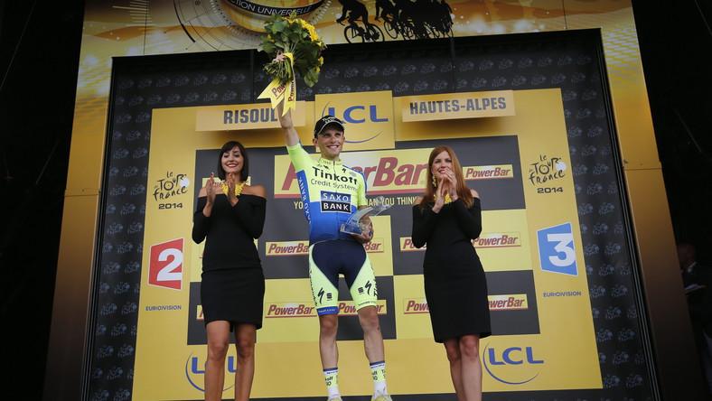 Komentator Eurosportu: To Contador chciał, żeby Majka jechał w Tour de France