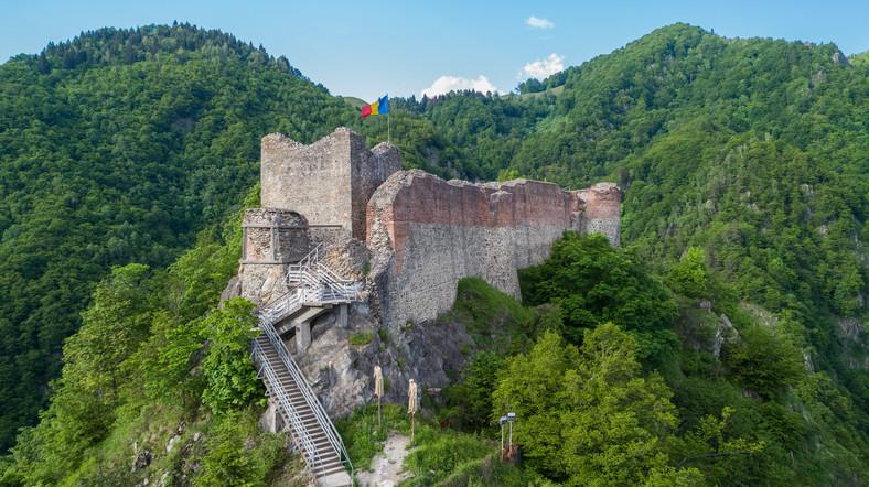 Castelul Poinari, România