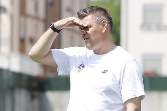 PRVI TEST PARTIZANA Savo Milošević odmah GURNUO U VATRU Sumu i Ožegovića! /SASTAVI/