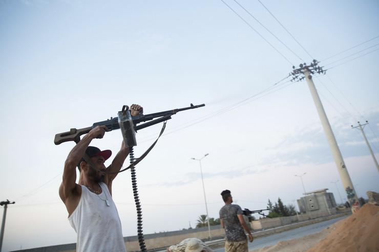 Libija, Napadi