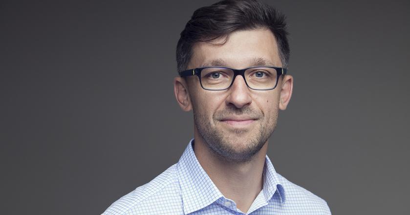 Piotr Tymiński, odpowiedzialny za segment Digital w regionie EMEA w Citi Handlowy