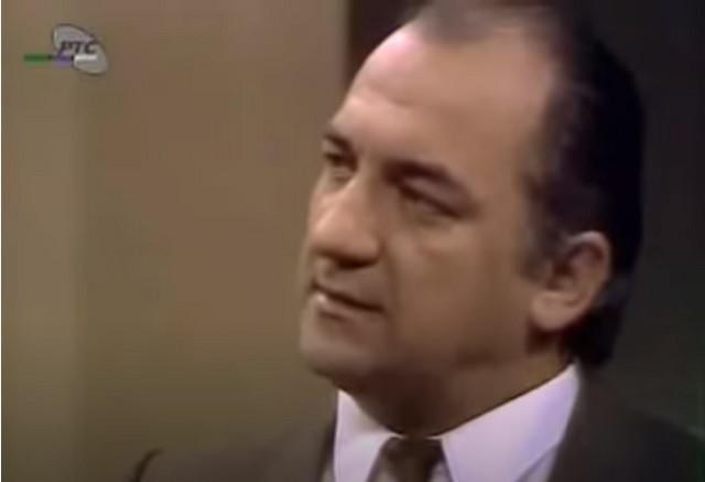 Ivan Bekjarev kao Kurčubić