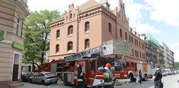 Dzieci omal nie spłonęły w pożarze mieszkania!