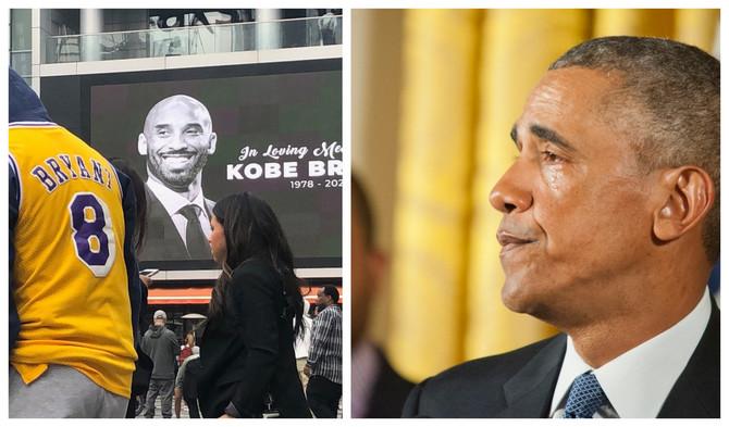 Barak Obama o Kobiju Brajantu