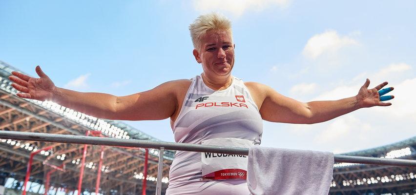 Anita Włodarczyk postraszyła rywalki. Mistrzyni błyskawicznie załatwiła sprawę