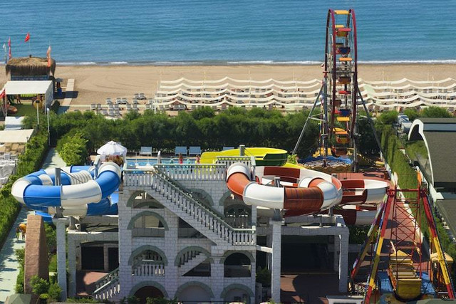Luna park i aqua park