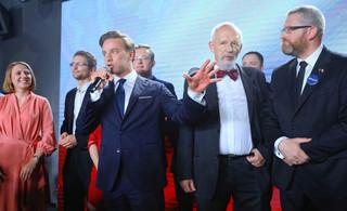 Bosak: Ani Duda, ani Trzaskowski nie zasługują na nasze poparcie w II turze