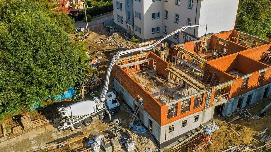Rozbudowa Szkoły Podstawowej w Mietniowie