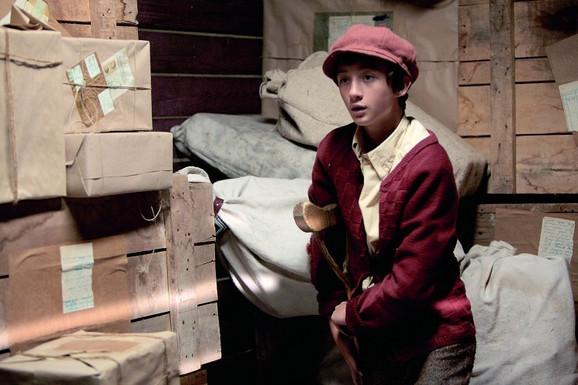 Predrag Vasić kao Stanoje u filmu