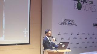 Kawecki: Zdecydowaliśmy o generalnym odesłaniu do regulacji o ochronie danych [PYTANIA DO EKSPERTA]