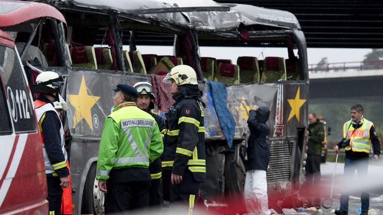Poszkodowani w wypadku byli ubezpieczeni