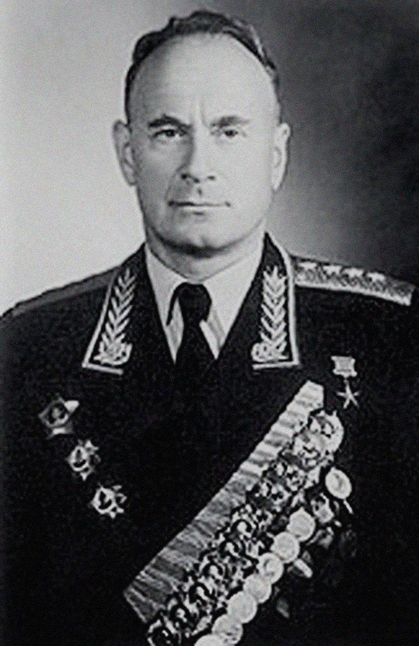 Iwan Sierow – jeden z najgorliwszych stalinowskich generałów