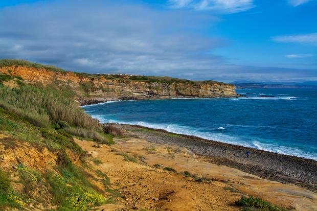Plaża Coxos