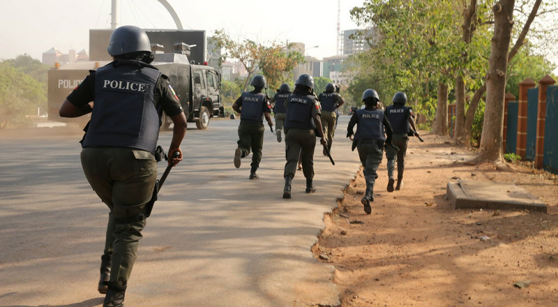 Police hunt for killers of 4 officers in Calabar