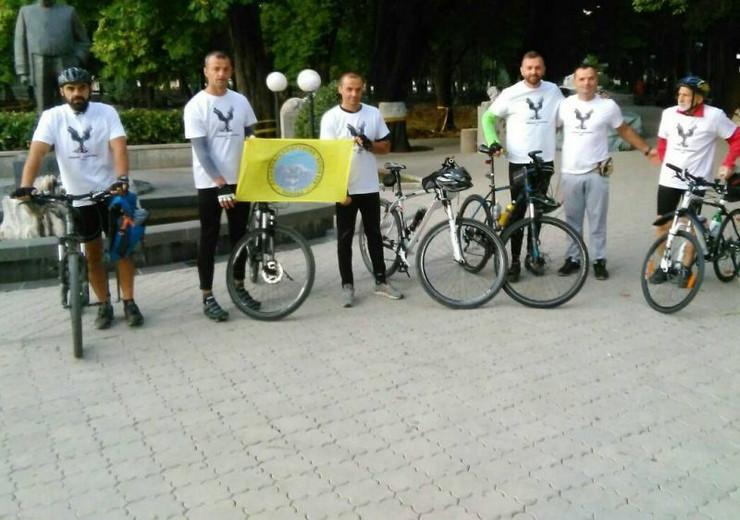 biciklisti trebinje poklonisko putovanje jasenovac