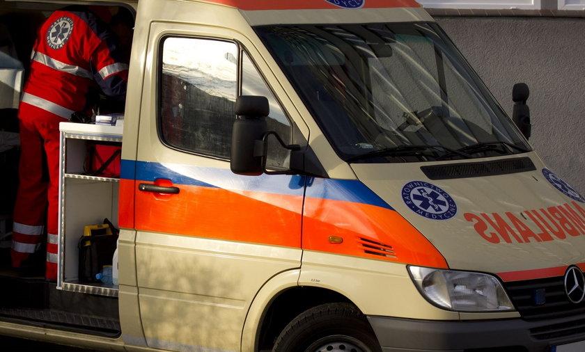 Do niespodziewanej tragedii doszło w miejscowości Kanie w gminie Brwinów pod Warszawą