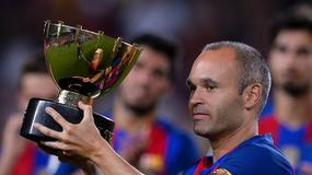 Liga hiszpańska: co najmniej dwa tygodnie przerwy Andresa Iniesty