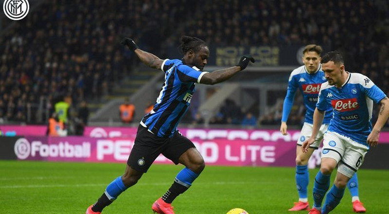 Nigerian Players Abroad: Victor Moses can't stop Inter's loss while Semi Ajayi plays in West Brom's win