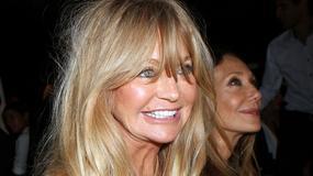 Trudno uwierzyć, że Goldie Hawn ma 67 lat!