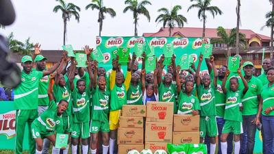 Milo U-13 Champions League: Myohang Forces defeat Talent Bridge Academy to win Zone 3