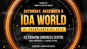 IDA World Dj Championships 2015: Kali ostatnim ogłoszonym artystą
