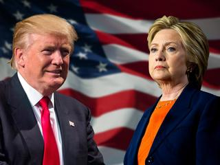 Debata prezydencka w USA Clinton vs Trump
