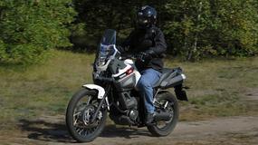 Yamaha XT660 Tenere (test)