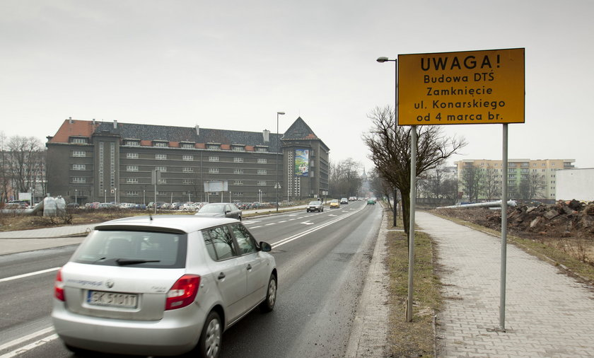 Budowa DTS w Gliwicach