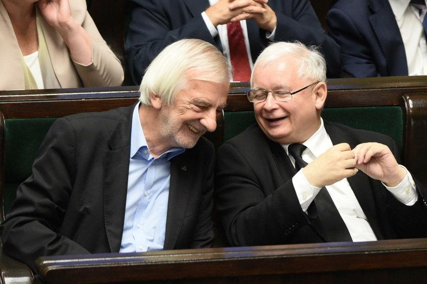 Tak Ryszard Terlecki kpi z prezesa PiS!