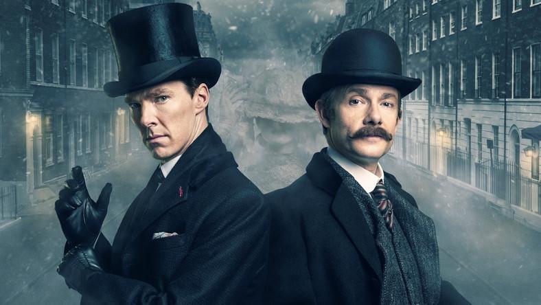 Sherlock i Watson przypominają bardziej stare małżeństwo niż indywidualności zjednoczone wspólnym celem