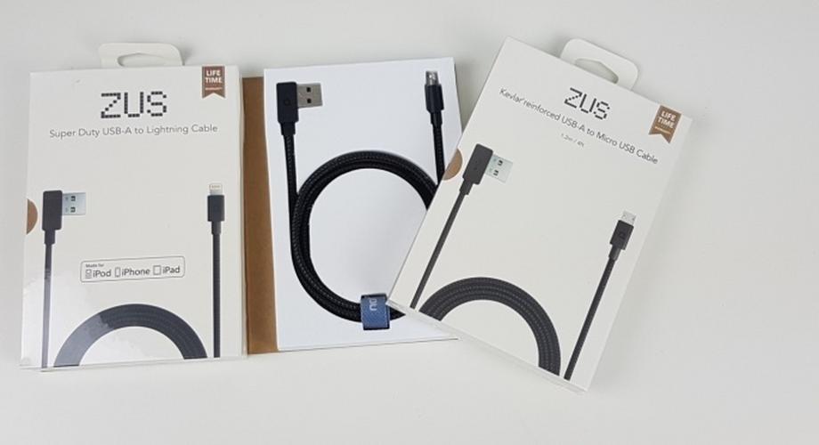 Gadget der Woche: Kevlar-Ladekabel mit Lifetime-Garantie