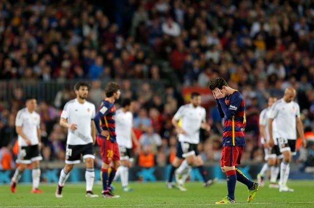 Barselona je poslednji put u Primeri vezala tri poraza 2003. godine