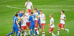 Awantura w przerwie meczu Polska-Anglia. Kamil Glik w roli głównej. WIDEO
