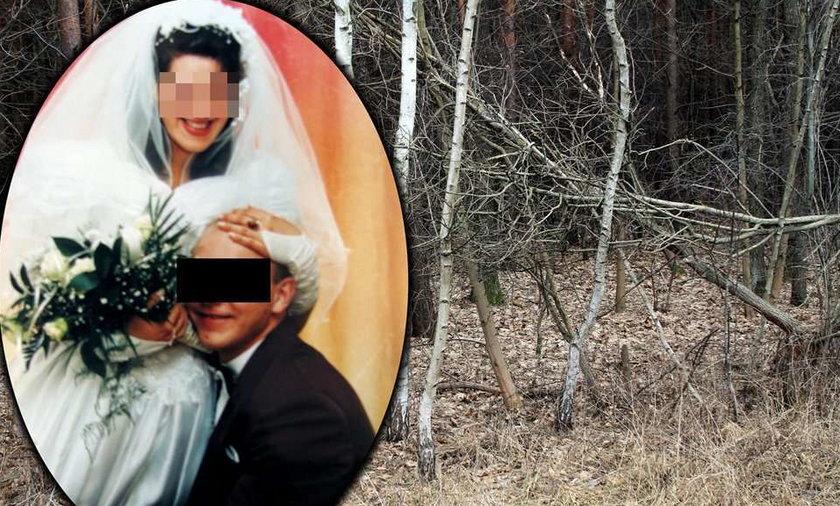 Policjant udusił żonę smyczą. A potem...