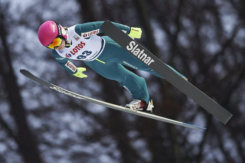 Skoki narciarskie. Anna Twardosz zdobyła punkty w klasyfikacji Pucharu Świata