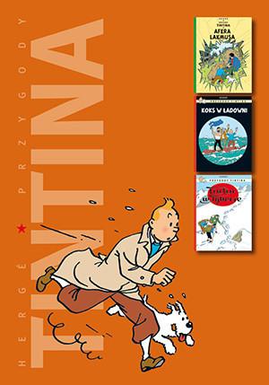 "Hergé ""Przygody Tintina"""