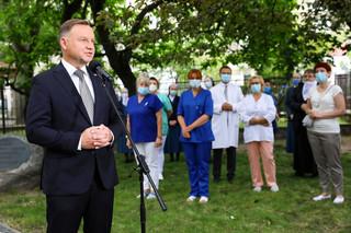 Andrzej Duda: Dziękuję za pamięć o męczeństwie Woli