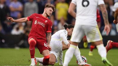 Liverpool: Elliott regrette la suspension de Struijk